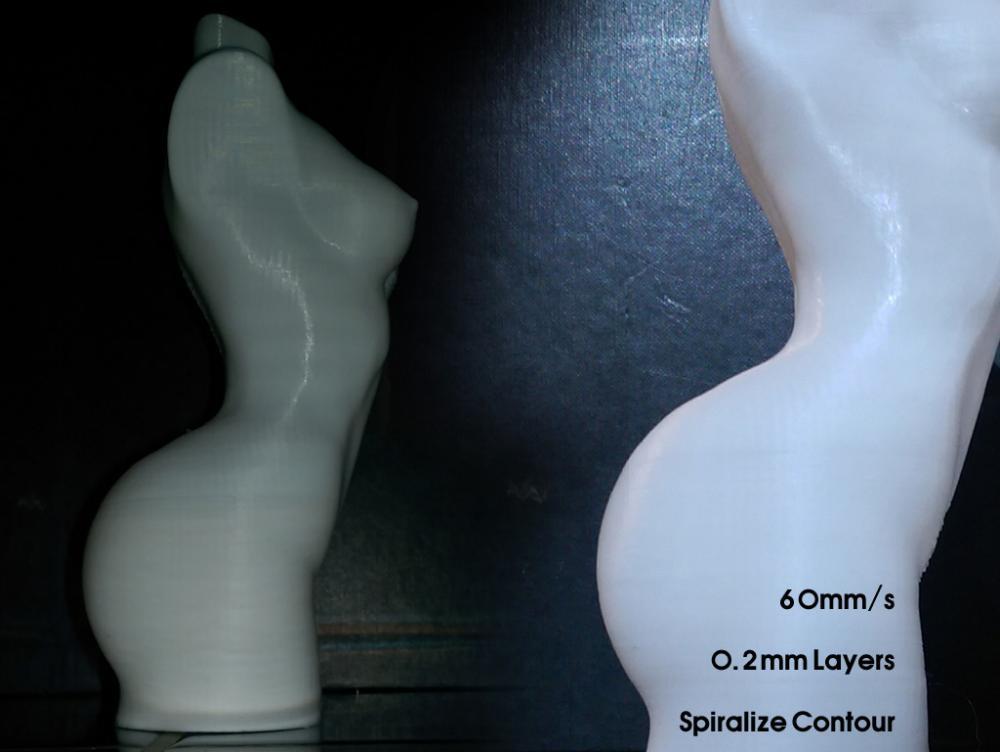 Eryone-PLA-Test-Bust