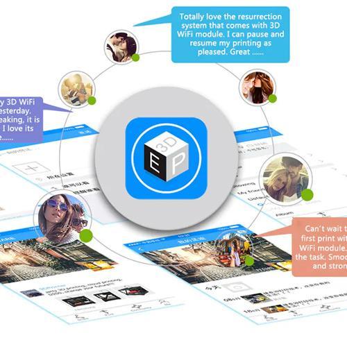Geeetech Wifi Module EasyPrint3D Sharing