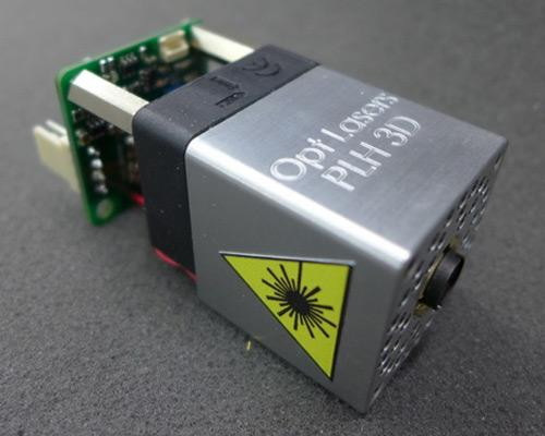 Opt Lasers PLH3D 2W