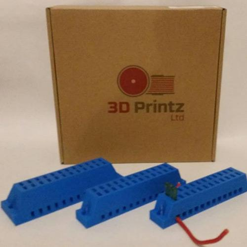 3D-Printz-LTD-Blue-PLA-Filament-Examples