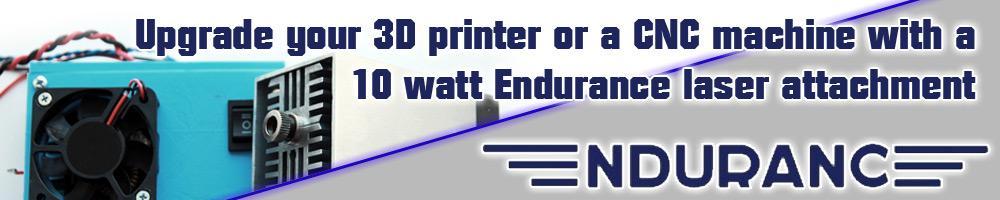 Enduirance Lasers - 10W Laser