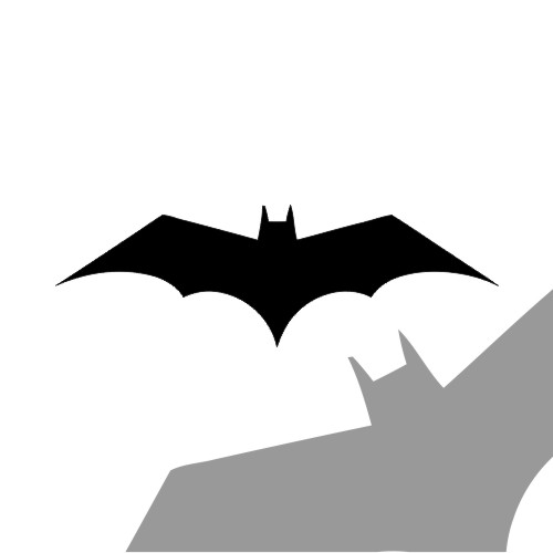 2001 Batman Logo