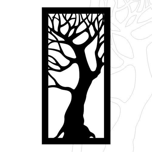 Simple Tree Panel