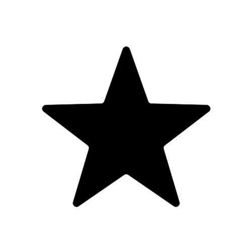 Simple 50mm Star