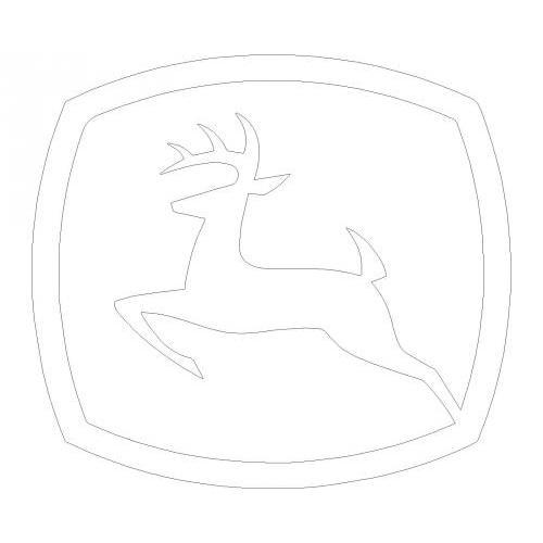 John Deere Logo (6 inch)