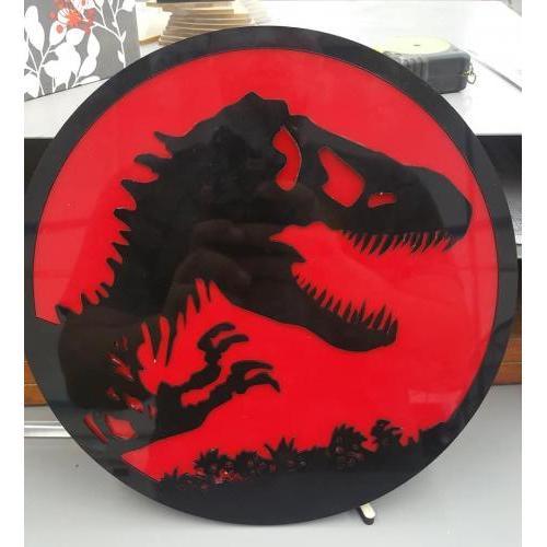 Jurassic Park Badge