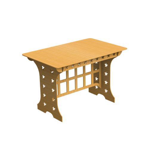 Cute star table
