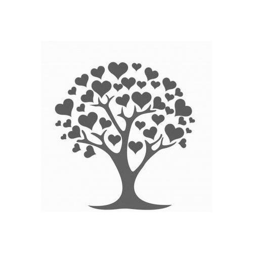 Heart tree love life