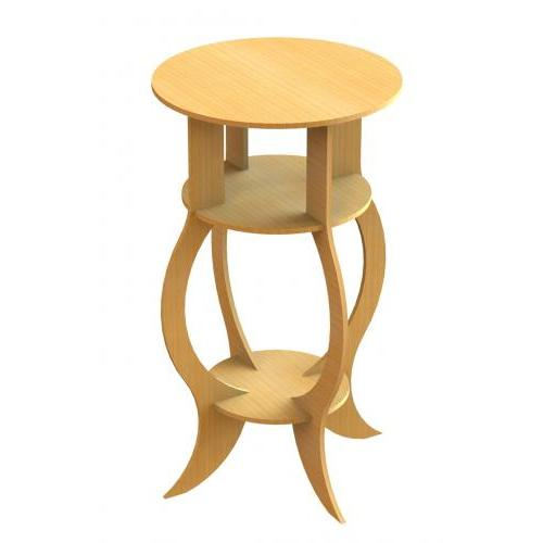 Simple table stool