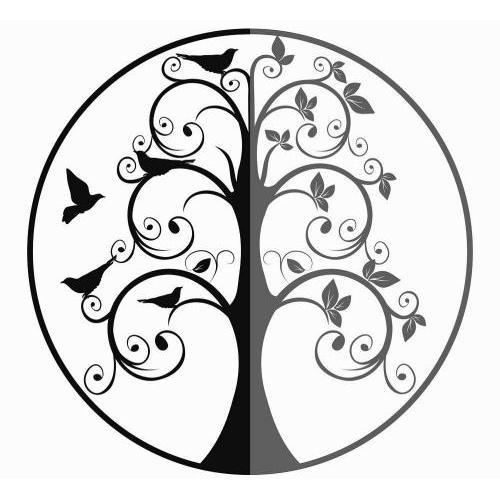 Tree of life bird
