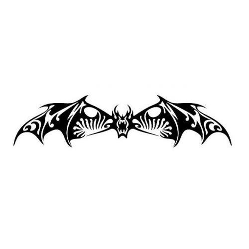 Tribal flying bat