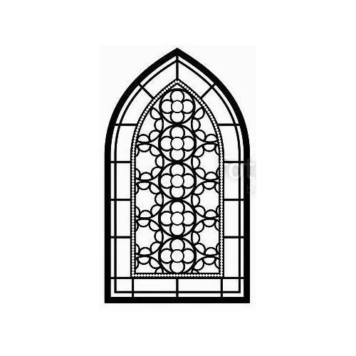 Gothic arch panel 2