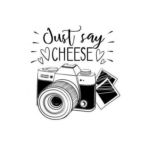 Just say cheese camera