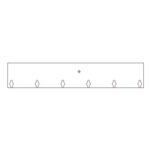 Raw CNC 1.5 Spoil Board 72x72 Addon