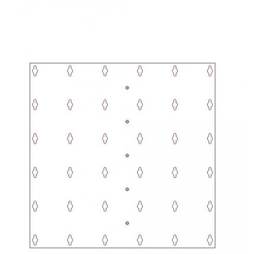 Raw CNC 1.5 Spoil Board 72x72