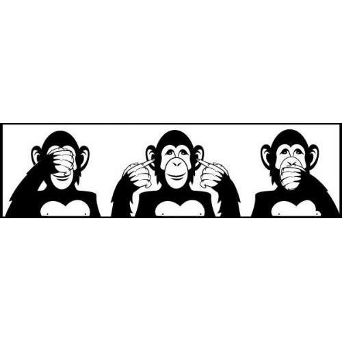 See no evil monkeys
