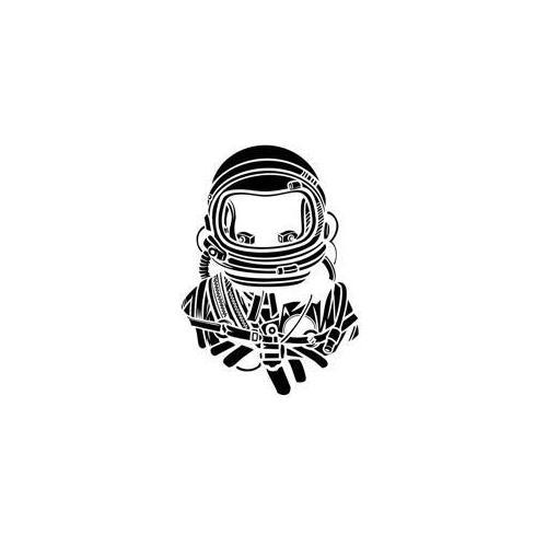 Spaceman astronaut