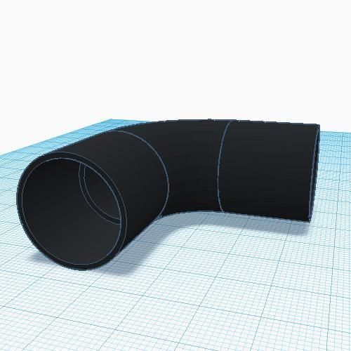 20mm Pipe 90 Bend