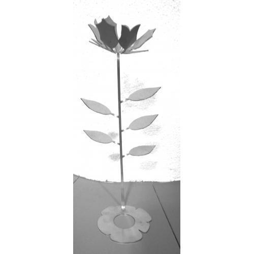 Flower 2D to 3D