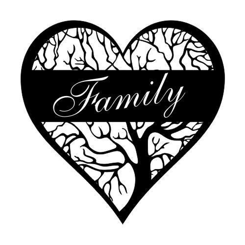 Heart Family Tree of Life