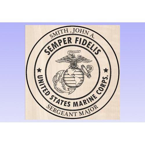 US Marine Corps - Round Name