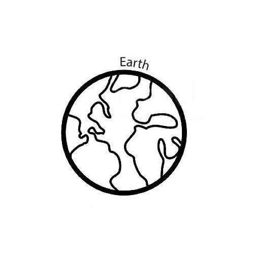 Earth planet space