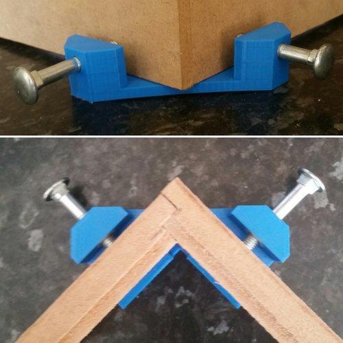 Simple Corner Clamp