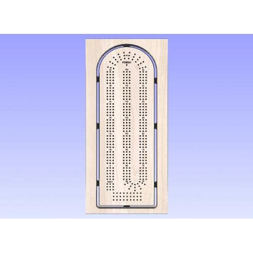 Cribbage Template 2