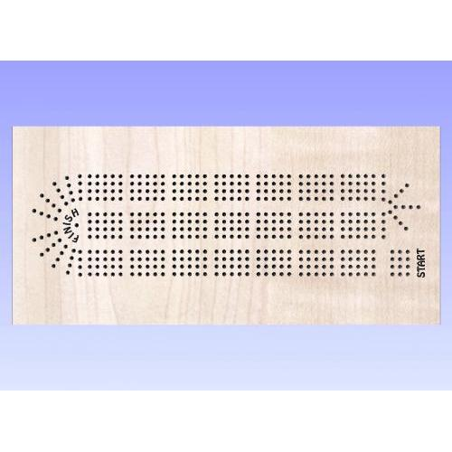 Cribbage Template 4