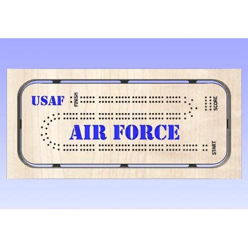 Air Force Cribbage Template