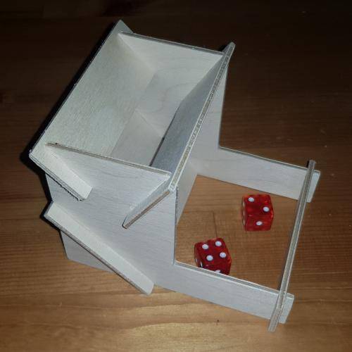 Dice Tower Small Basic