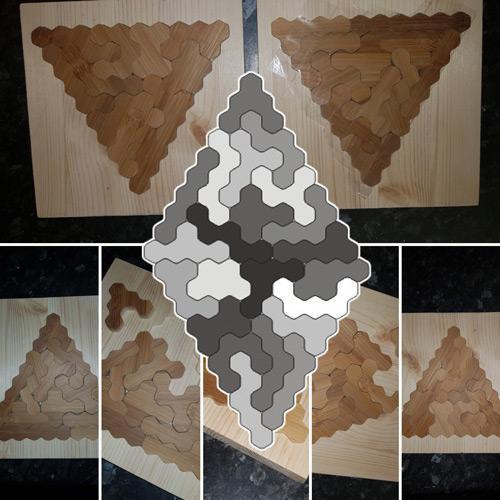 HI-Q Fusion Puzzle