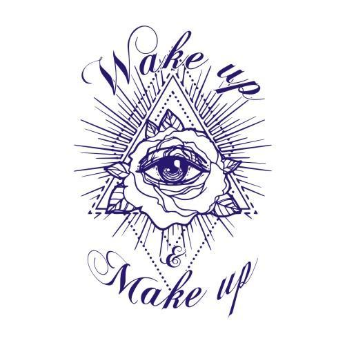 Wake Up Make Up