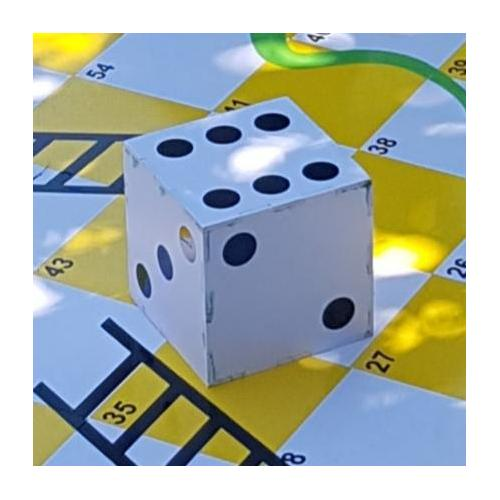 150x150 Large Game Die Dice