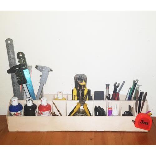 20 Hole Desktop Organizer